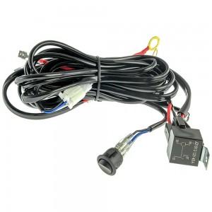 Проводка Cyclone W01 для фар рабочего света