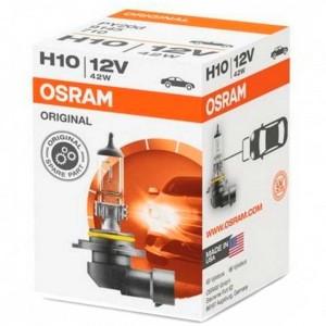 Галогеновая лампа Osram H10 Original 9145RD 42w PY20D