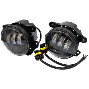 Противотуманные фары LED EA Light X Wrangler, Dodge, Chrysler Cree 5000k 4500Lm 60w 12v