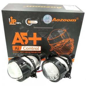 "Светодиодные линзы Bi-LED Aozoom A5+ 3.0"" 5500k 4000lm 42w 12v"