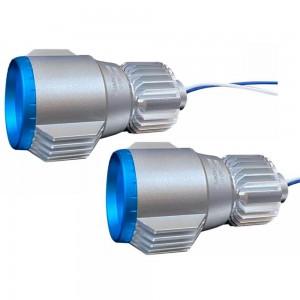 Модули дальнего света LED Aozoom 6000k 3800lm 22w 12v