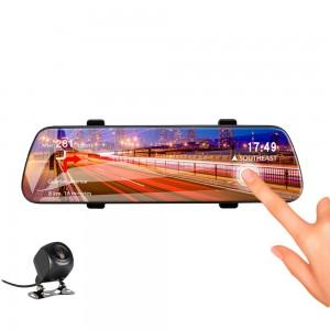 Зеркало-видеорегистратор Aspiring Maxi 2 SpeedCam WiFi GPS ADAS