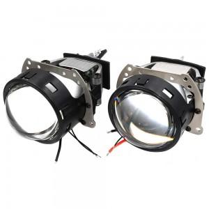 """Светодиодные линзы Bi-LED Guarand A1 3.0"""" 6000k 45w 12v"""