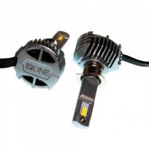 Светодиодные лампы LED QLine Hight V H1 6000k 40w 12-24v