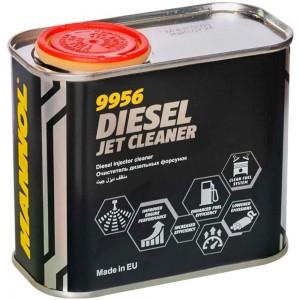 Смазка Mannol Diesel Jet Cleener MN9956-04M Очиститель форсунок дизеля 0.4л