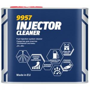 Смазка Mannol Injector Cleaner MN9957-04M Очиститель топливных систем 0.4л