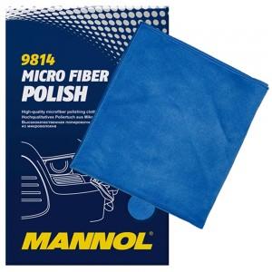 Салфетка Mannol Micro Fiber Polish 9814