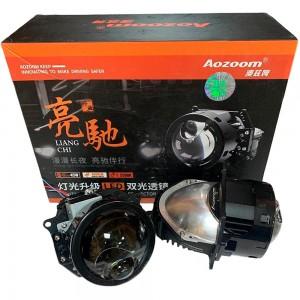 "Светодиодные линзы Bi-LED Aozoom A3 Pro Eagle Eye 3.0"" 5500k 4600lm 65w 12v"