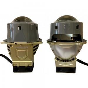 """Светодиодные линзы Bi-LED Kamiso T7 3.0"""" 5500k 5800lm 60w 12v"""