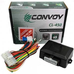 Доводчик стекол (интерфейс стеклоподъемников) Convoy CL-450