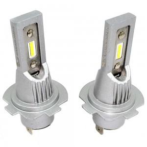 Светодиодные лампы LED Guarand V12X H7 CSP 6000k 4000Lm 12-24v