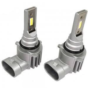 Светодиодные лампы LED Guarand V12X HB4 (9006) CSP 6000k 4000Lm 12-24v
