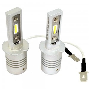 Светодиодные лампы LED Guarand V12X H3 CSP 6000k 4000Lm 12-24v