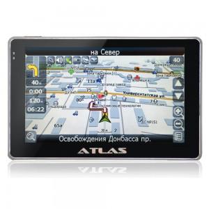 GPS навигатор Atlas E5