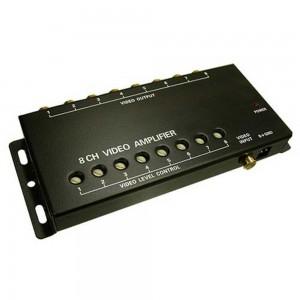 Автомобильный усилитель видеосигнала RS VA-800