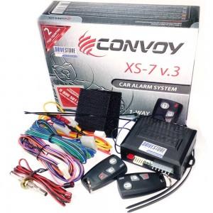 Автосигнализация Convoy XS-7 v.3