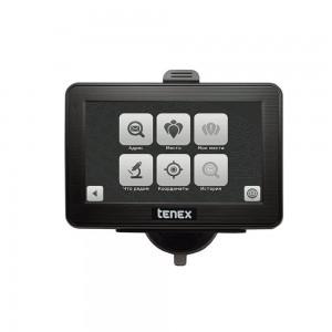 GPS навигатор Tenex 43 L