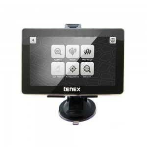 GPS навигатор Tenex 43 Sbt