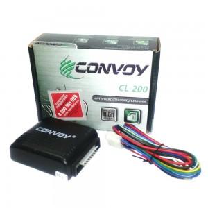 Доводчик стекол (интерфейс стеклоподъемников) Convoy CL-200