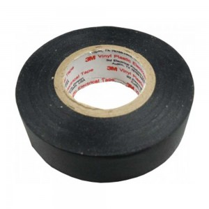 Изолента ПВХ 3M PVC tape 3M-19, 0.13мм x 19мм x 20м