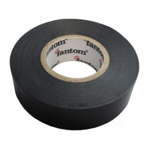Изолента ПВХ Fantom PVC tape FT-19, 0.12мм x 19мм x 20м