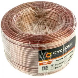 Кабель акустический Cyclone 2 мм2