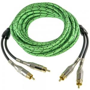 Межблочный RCA кабель Cyclone AW-55 PRO