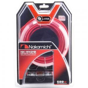Набор для подключения усилителя Nakamichi NK-WK210
