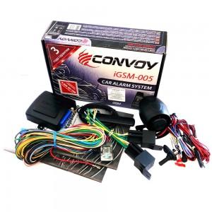 Охранная система Convoy iGSM-005 CAN GSM