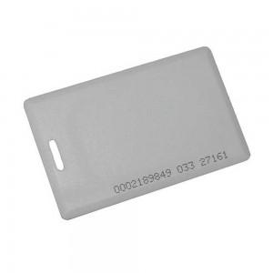 Пластиковая карточка транспондер Segura TC-SI