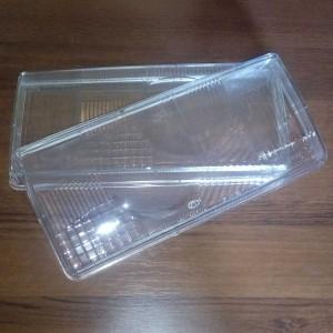 Полированные стекла фар для ВАЗ 2104, 2105, 2107 частичная полировка