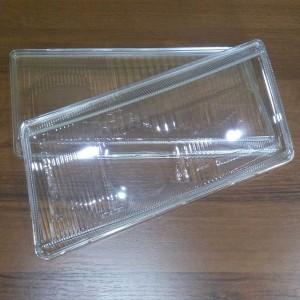 Полированные стекла фар для ВАЗ 2110, 2111, 2112 частичная полировка