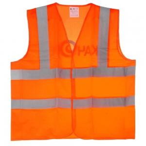 Светоотражающий жилет Качок V11 оранжевый