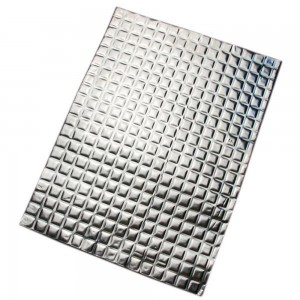 Виброизоляция Fantom Batoplast Standard 700x500x1.3