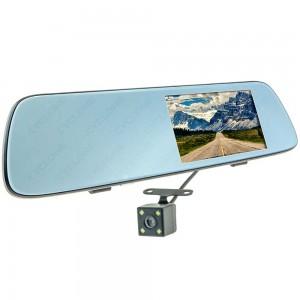 Зеркало-видеорегистратор Cyclone MR-53