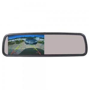 Зеркало заднего вида Prime-X 043S (на штатном креплении)